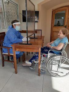 el jardin de mis abuelos, geriatricos mendoza, relación medico - paciente